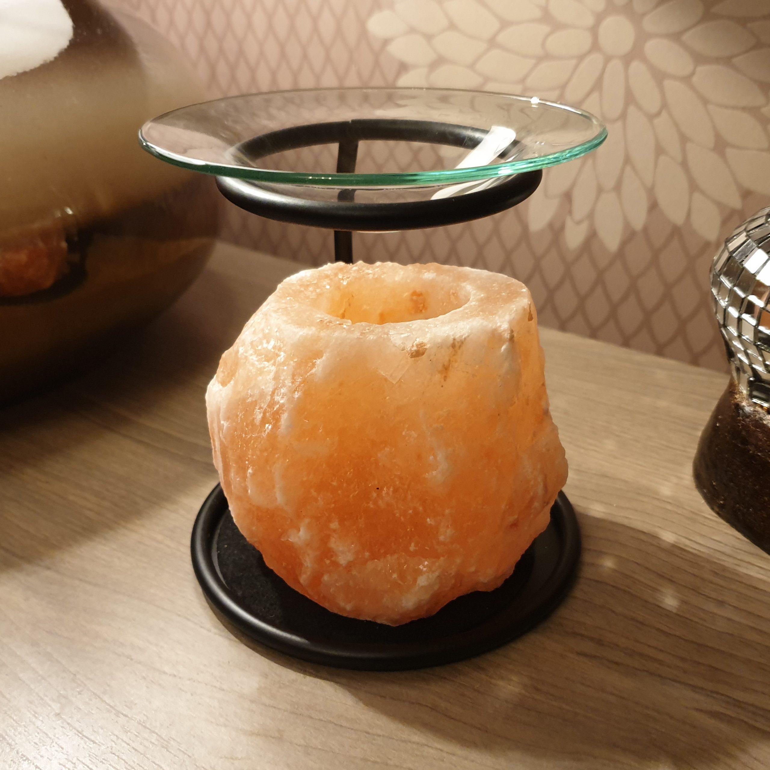 Himalayan Salt Wax Warmer