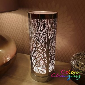 LED Colour changing Wax Burner