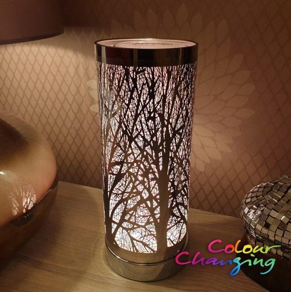 LED Colour changing Wax Burner